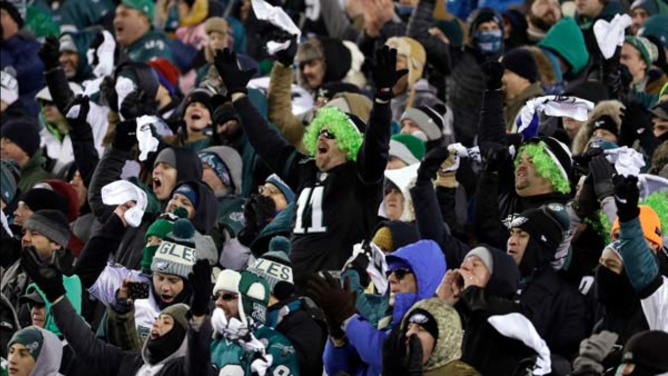6ad52a89 52 reasons to cheer on Philadelphia Eagles in Super Bowl LII | 6abc.com