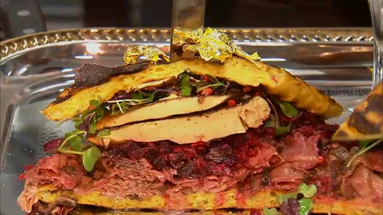 Restaurant serving up $1,000 pastrami sandwich in honor of Super ...