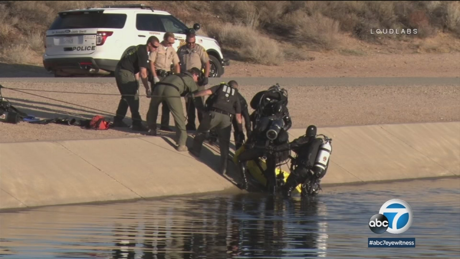 Man dies after rescuing 9-year-old son from aqueduct in ...