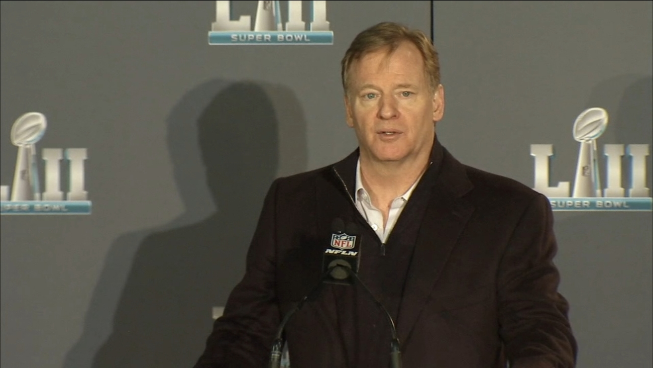 Super Bowl MVP Nick Foles speaks to media