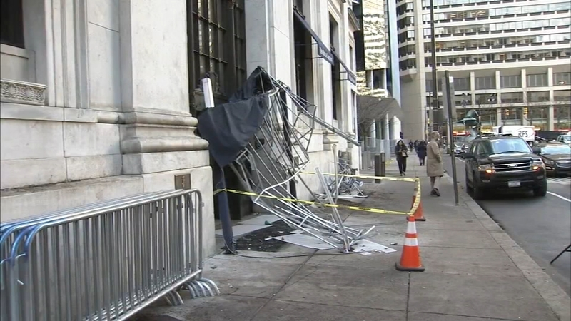 Some damage, arrests during post-Super Bowl celebrations