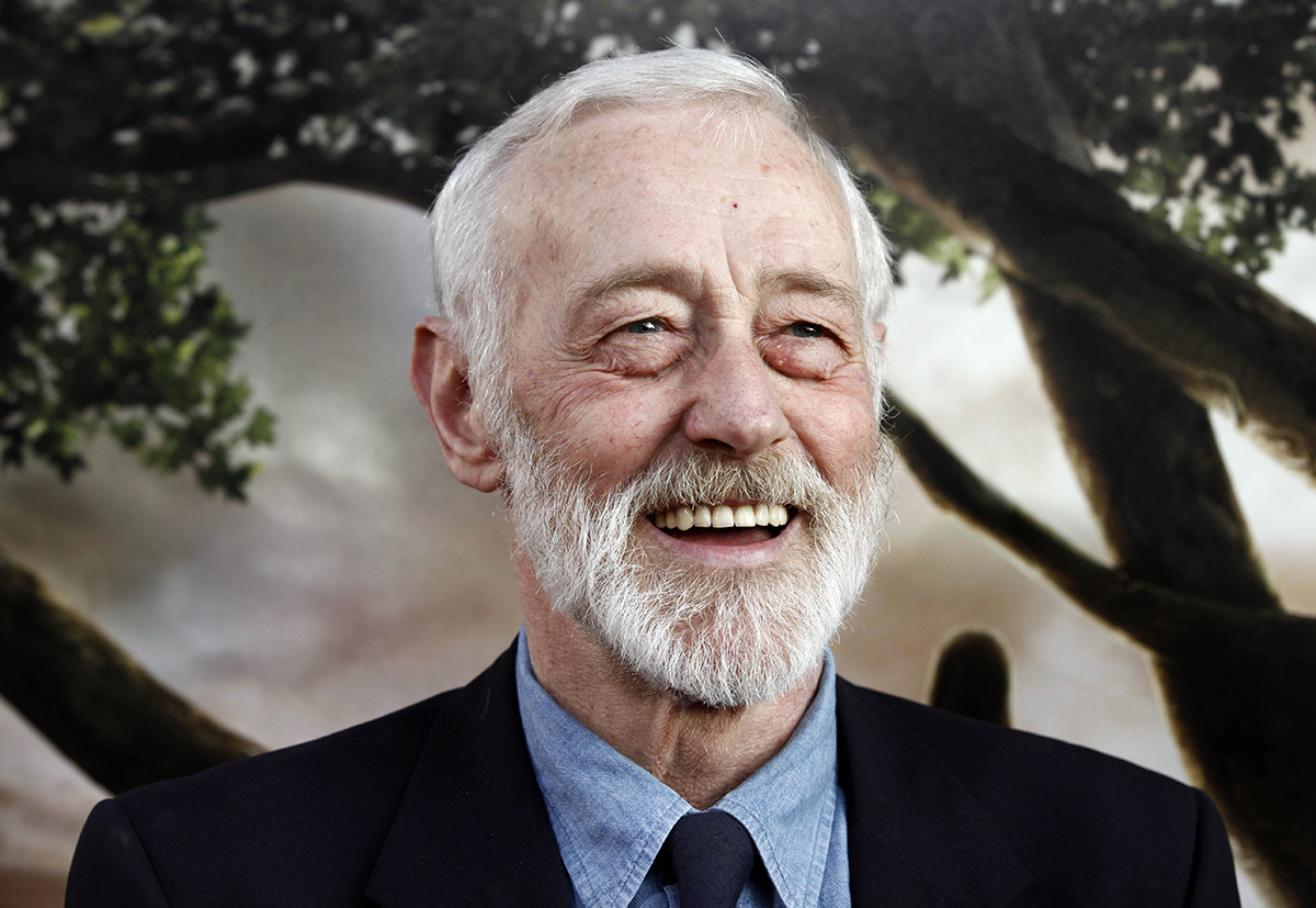 "<div class='meta'><div class='origin-logo' data-origin='none'></div><span class='caption-text' data-credit='Matt Sayles/AP Photo'>John Mahoney, known for his role as Martin Crane on ""Frasier,"" died on Feb. 5, 2018, at the age of 77.</span></div>"