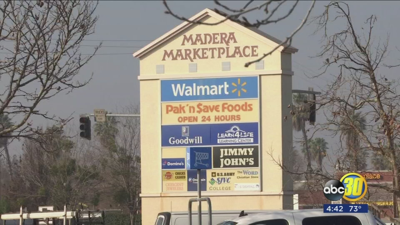 Madera Walmart Announces New Dunkin Donuts Location