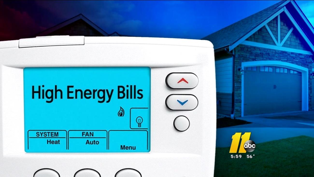 I Team What S To Blame For Skyrocketing Utility Bills Abc11 Com