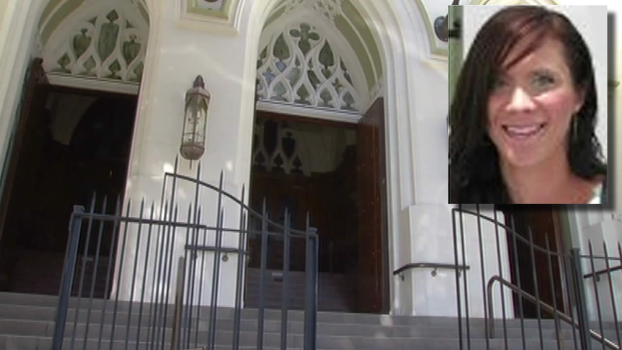 St. Francis church and Jhona Mathews