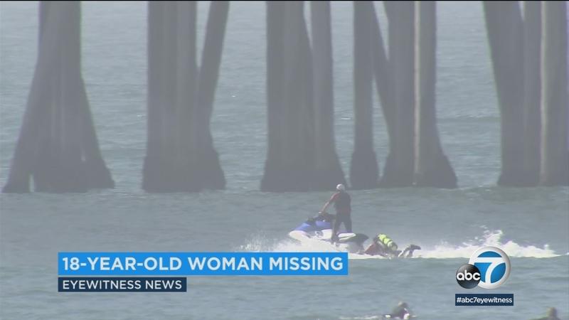 Missing Swimmer