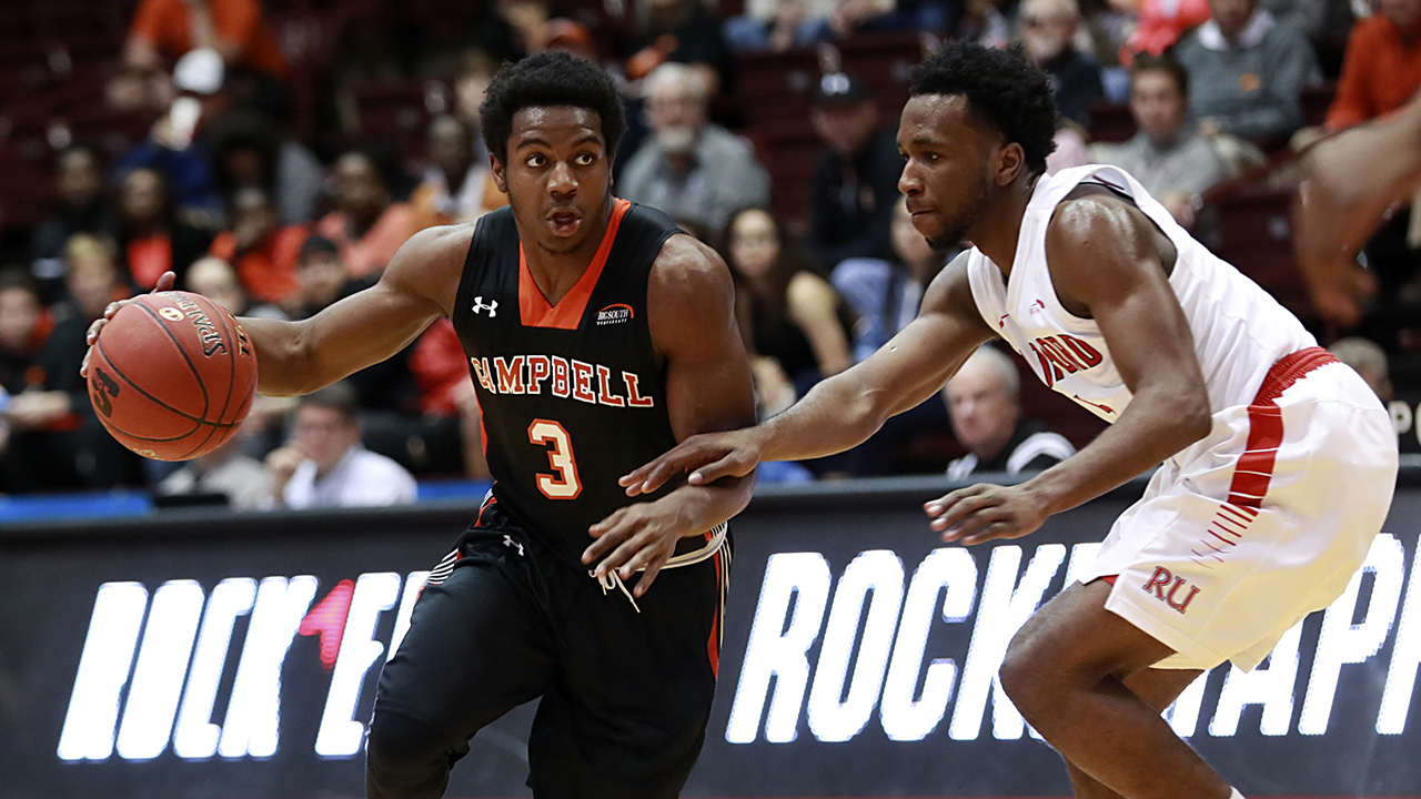With 33 more points on Friday, Chris Clemons has already shattered the Big South Tournament scoring record with 111 points.