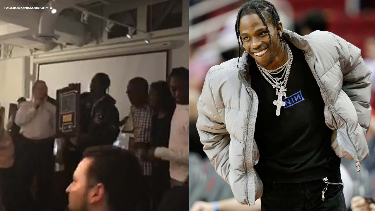 Houston Rapper Travis Scott Collaborates With Mcdonald S To Launch His Favorite Meal As Menu Option Abc7 New York