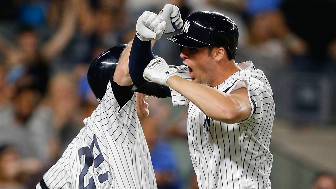 Yankees head to spring training eyeing World Series title in 2018 ... 2f7f14e8725