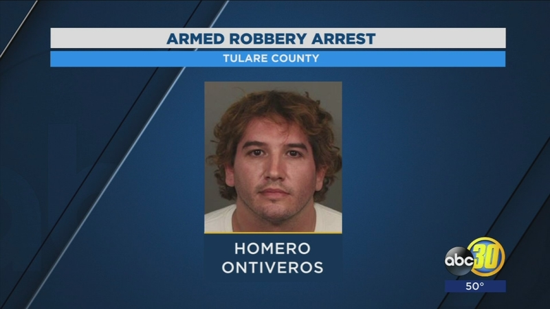 One of Tulare County's most wanted arrested