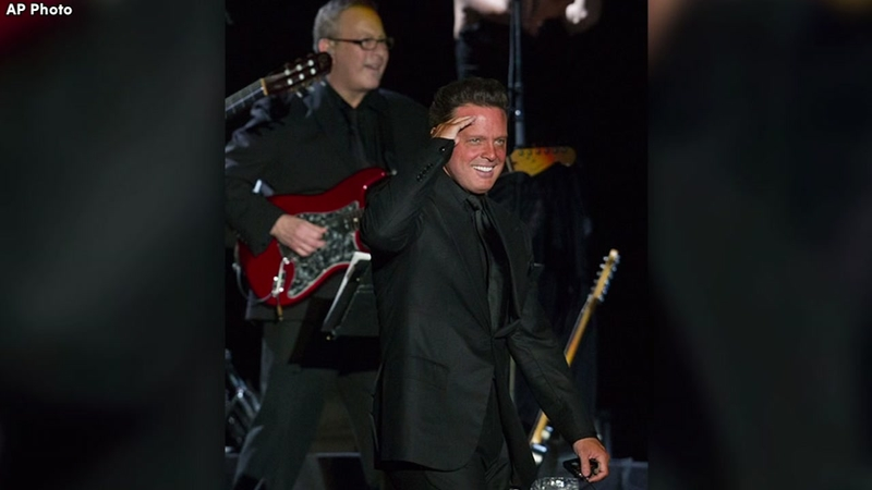 Luis Miguel taps Houston show for May