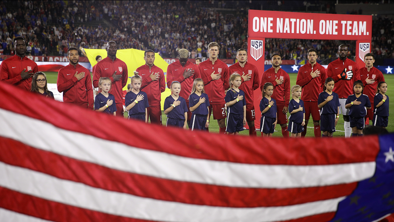 The US national team will play in Cary for just the second time.