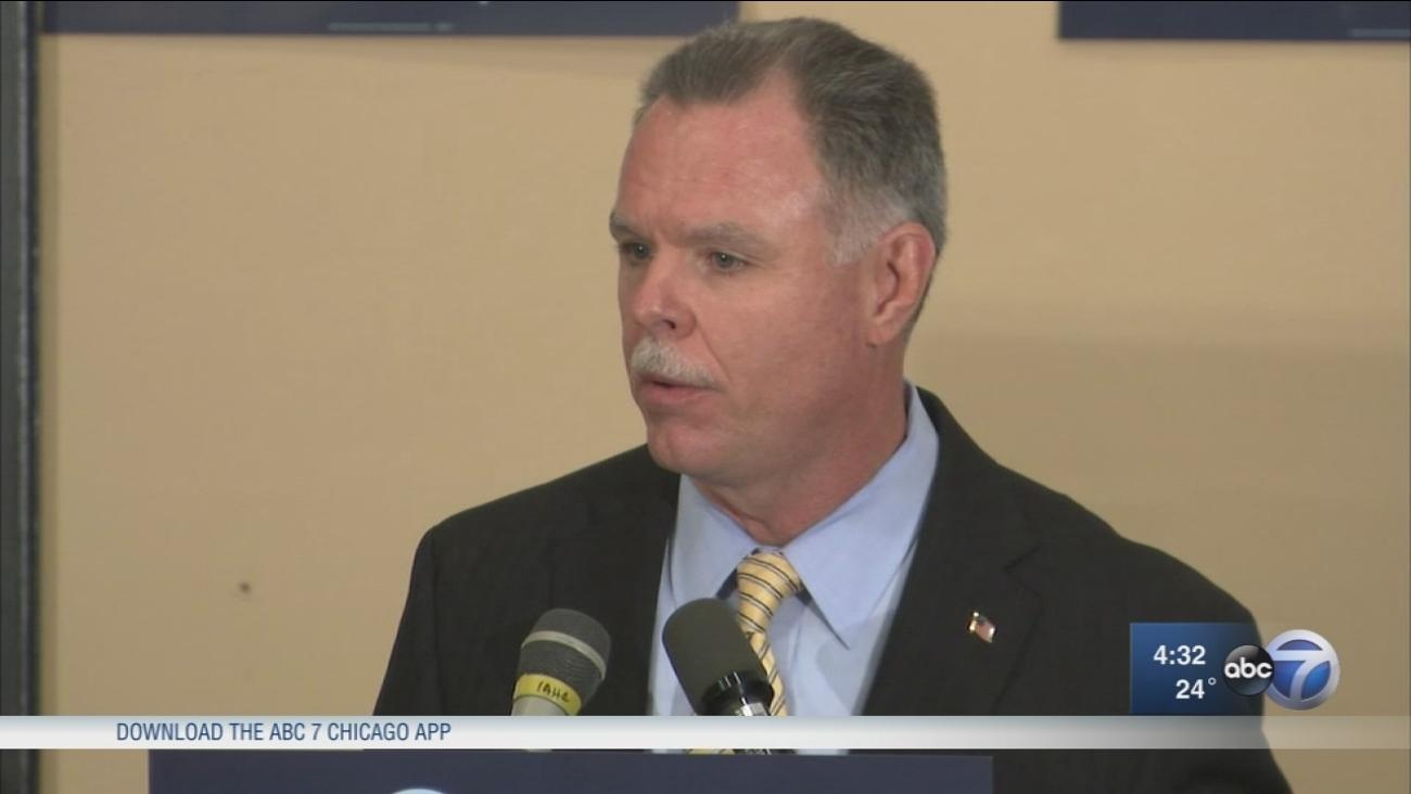 Former Supt. Garry McCarthy hasn't decided on mayoral run