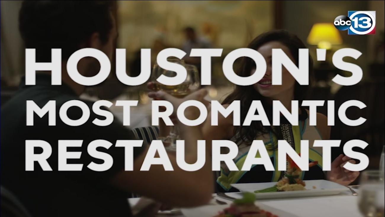 Houstons Top 10 Romantic Restaurants Abc13com