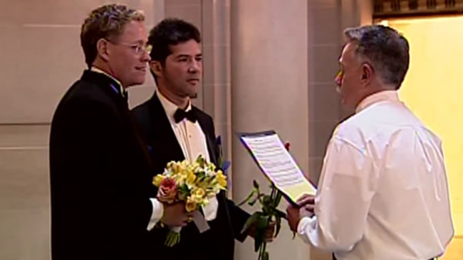 same sex weddings san francisco in Granby