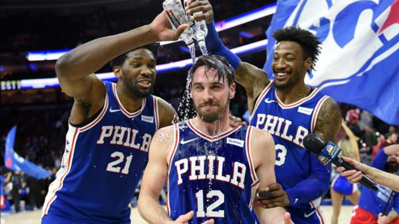 T.J. McConnell first in Philadelphia 76ers history with triple ... 6823f0bc9