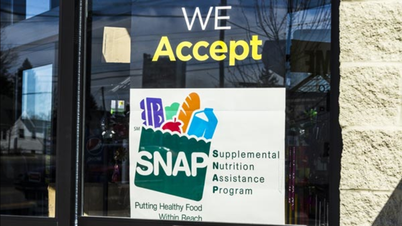 President Donald Trumps Budget Proposal For Snap Food Stamps