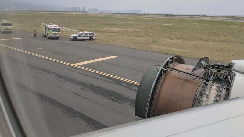 Plane traveling to Honolulu from SF makes emergency landing