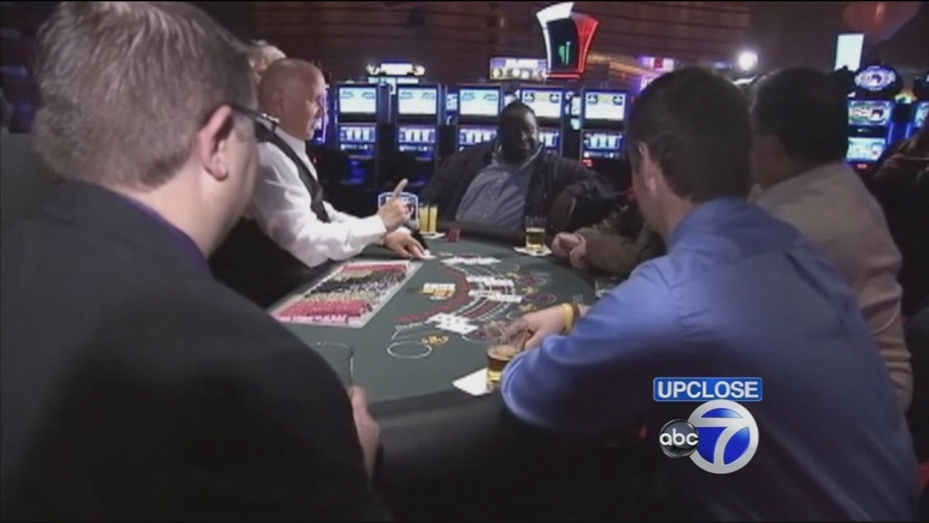 Up Close: Casino gambling