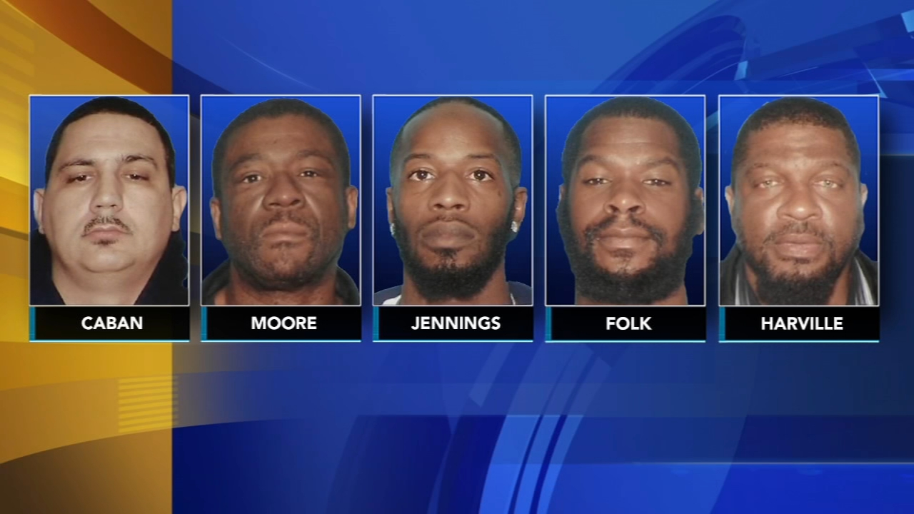 Prosecutor: Ring was bringing guns from Ohio to NJ