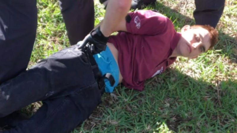 Suspect in Florida school shooting appears in court