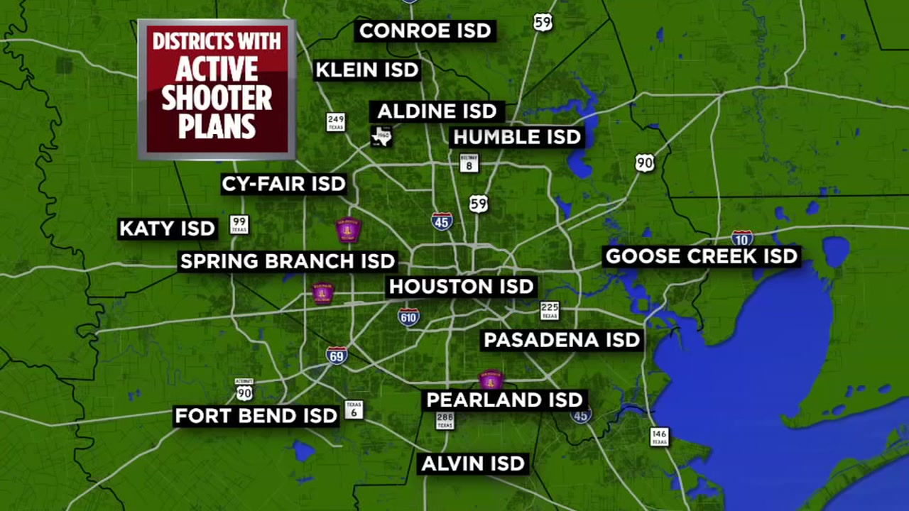 Houston area school districts to increase security measures after ...