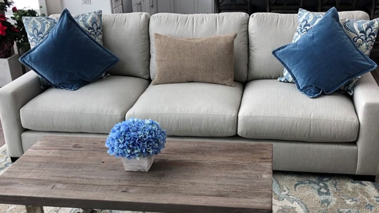 Pottery Barn Delivers Furniture Before House Is Built Abc7 San Francisco