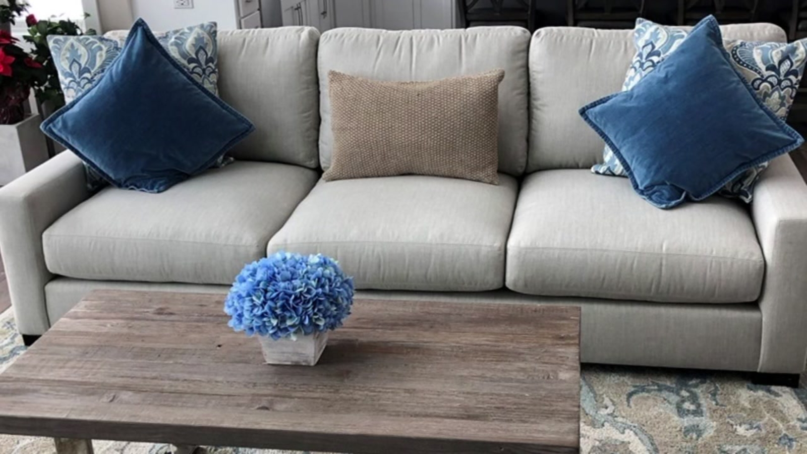Pottery Barn Delivers Furniture Before House Is Built