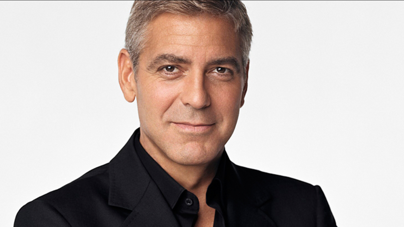 Actor and filmmaker George Clooney is seen in this undated file photo.