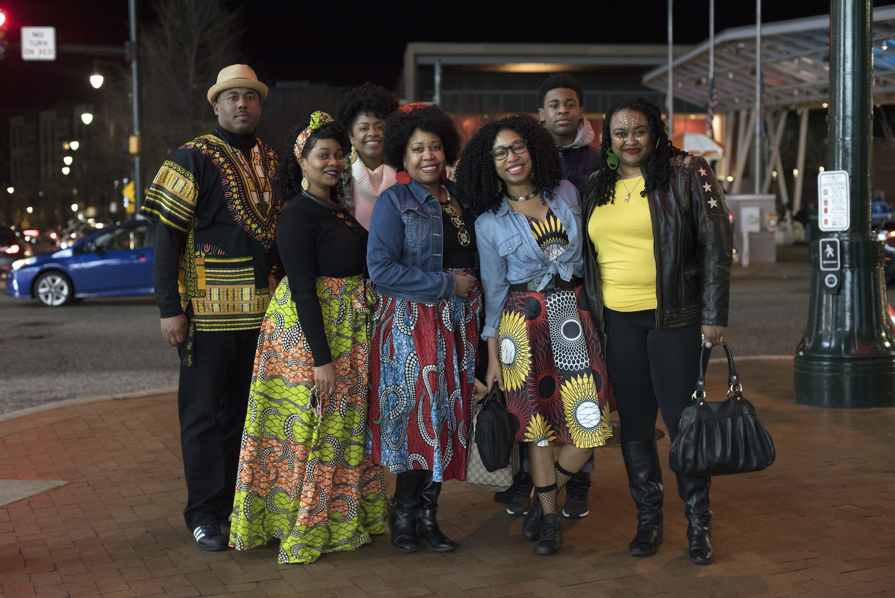 "<div class=""meta image-caption""><div class=""origin-logo origin-image ap""><span>AP</span></div><span class=""caption-text"">The Lawton family poses for a portrait before seeing Black Panther in Silver Spring, Md., Thursday, Feb. 15, 2018. (AP Photo/Sait Serkan Gurbuz)</span></div>"