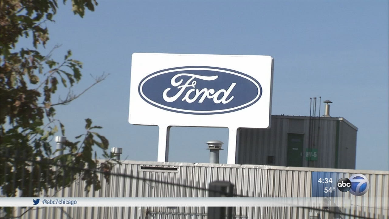 Sexual harassment ford motor company