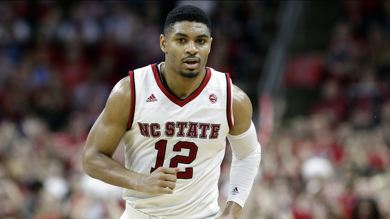 Al Freeman had 20 points for NC State on Tuesday.