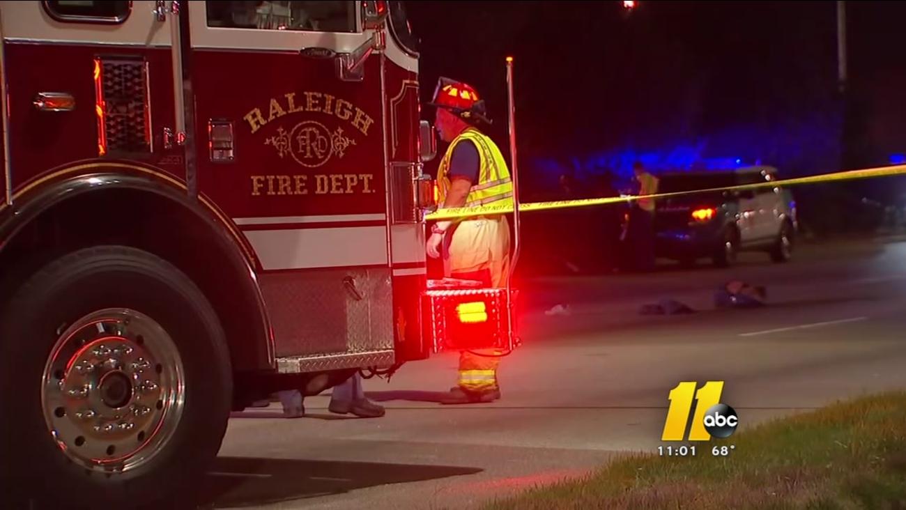 Raleigh Police investigate deadly crash