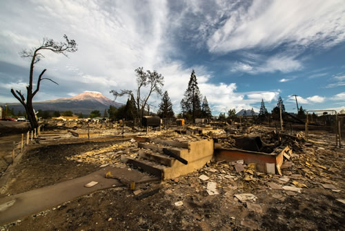 "<div class=""meta image-caption""><div class=""origin-logo origin-image ""><span></span></div><span class=""caption-text"">The Boles Fire near Weed, Calif. has destroyed 150 buildings and burned hundreds of acres. (Wayne Freedman)</span></div>"