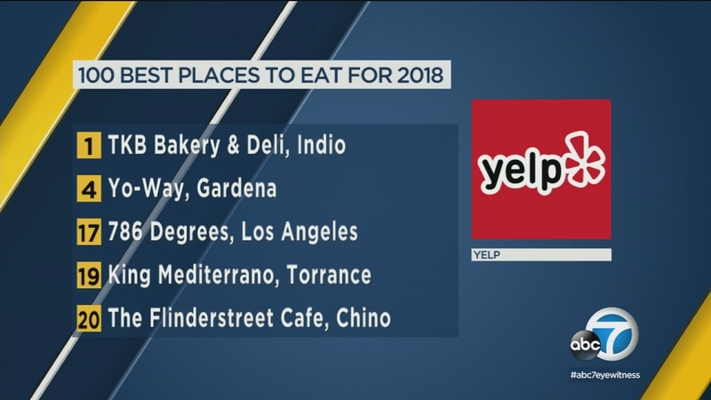 Socal Deli Tops Yelp S Best Places To Eat List
