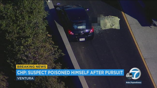 Police Release Photos Of Ventura Chase Rape Suspect Who