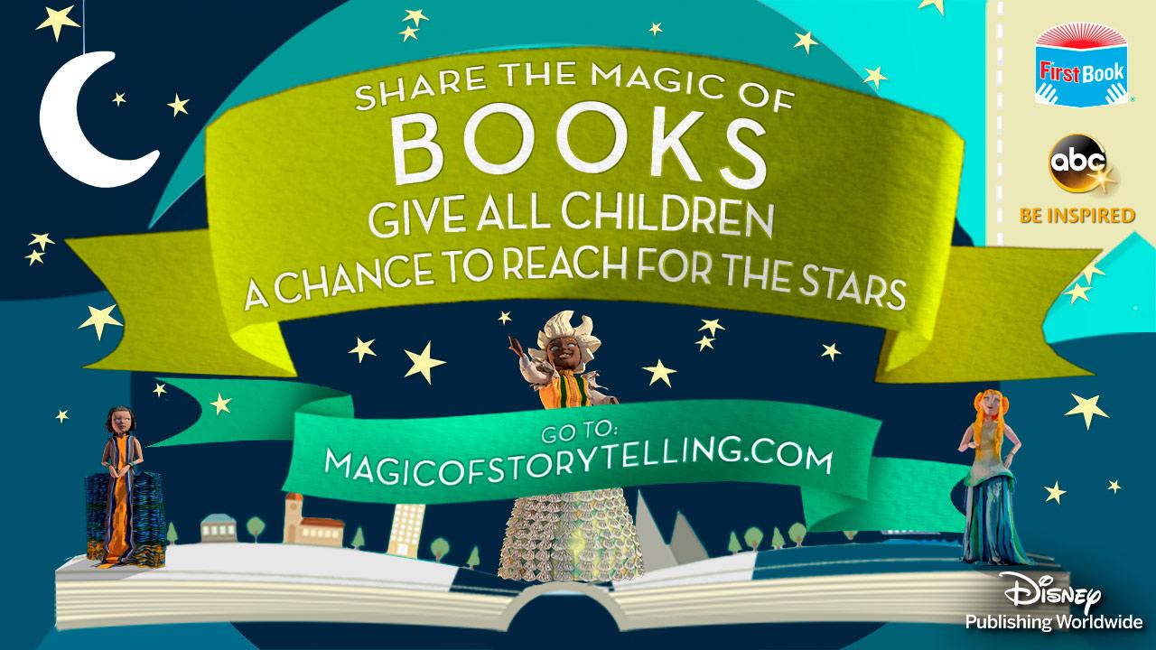 Disney, ABC and 6abc celebrate the 'Magic of Storytelling