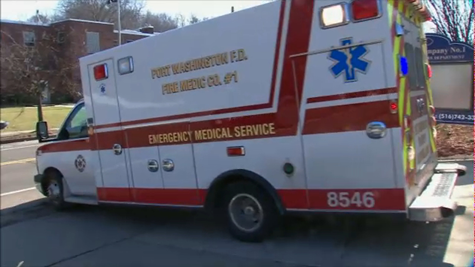 New York state bill would allow fire departments to recoup EMS