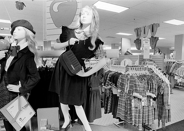 "<div class=""meta image-caption""><div class=""origin-logo origin-image ap""><span>AP</span></div><span class=""caption-text"">Mannequins are shown as Sears, Roebuck & Co. unveiled their ""Store of the Future"" in King of Prussia, Pa., on July 21, 1983, acknowledging it was playing merchandising ""catch up."" (AP Photo/David Fields)</span></div>"