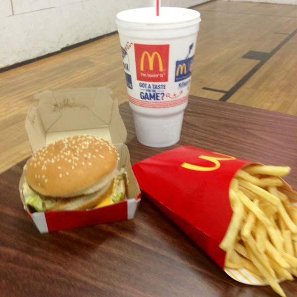 Calorie counts for favorite fast food items | abc13 com
