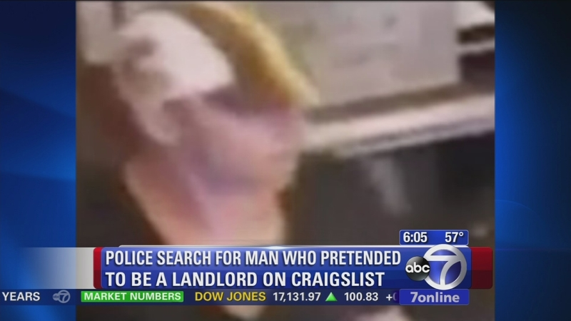 Man Falls Victim In Yet Another New York City Craigslist Apartment Rental Scam Abc7 New York