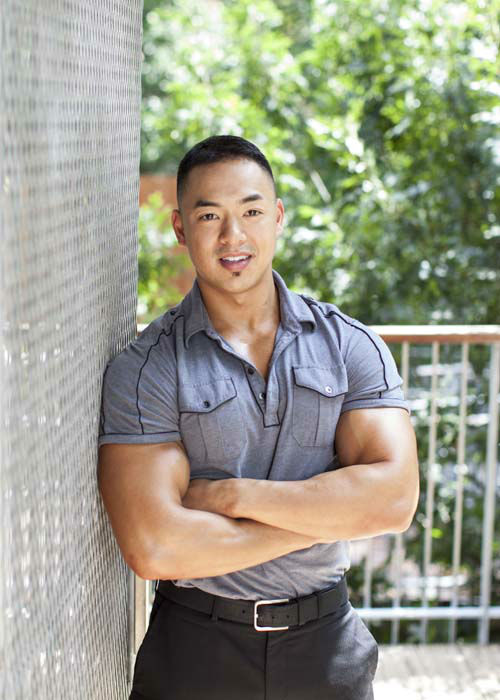 "<div class=""meta image-caption""><div class=""origin-logo origin-image ""><span></span></div><span class=""caption-text"">Clark Shao, 31, is a personal trainer. (KTRK Photo/ Inside Edition)</span></div>"