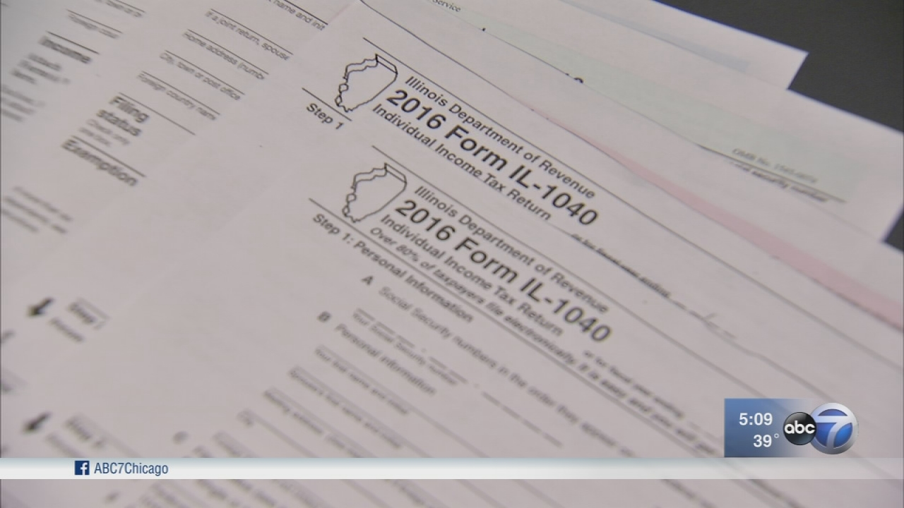 New Tax Scam Can Cause Entire Refund To Vanish Abc7chicago
