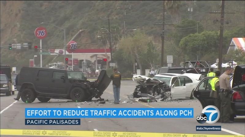 New safety campaign launched for PCH