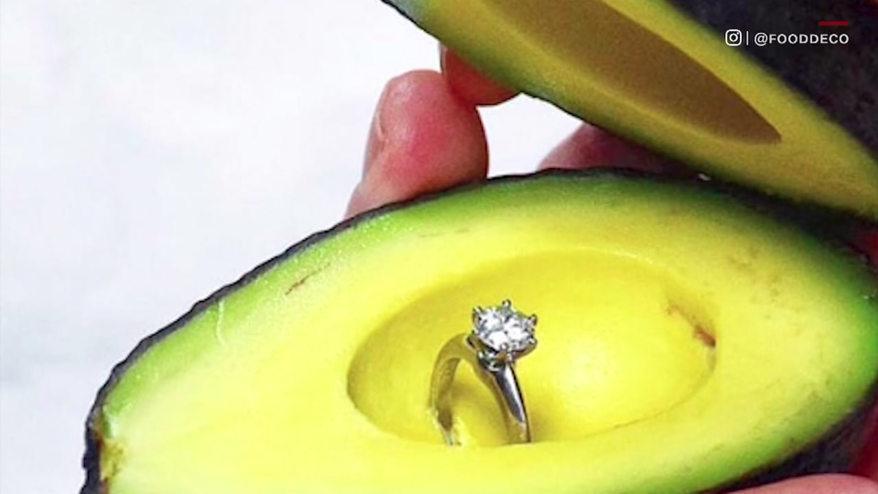 Avocado Engagement Ring Boxes Are A Real Thing Abc13 Com