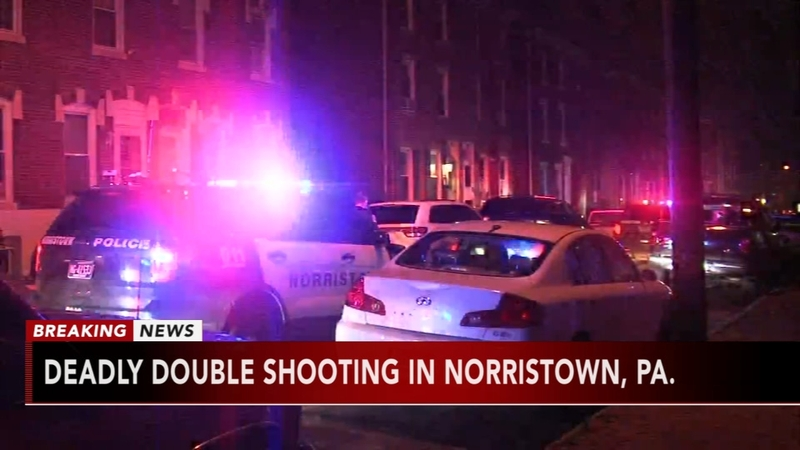 2 shot and killed in Norristown, Montgomery County | 6abc com