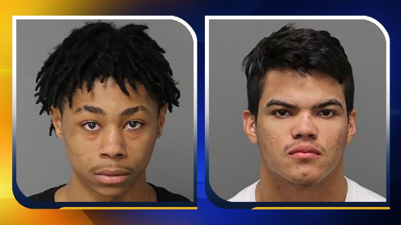 Bailey Lee Scott (left) and Carlos Daniel DeJesus. Wanted in Fuquay-Varina Walmart shooting