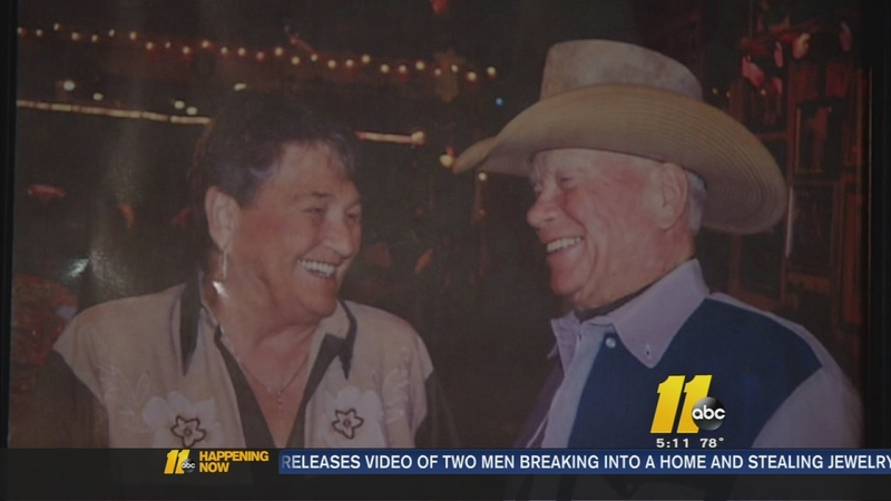 Couple killed in Johnston County crash remembered