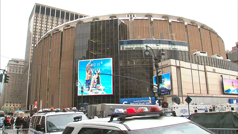 50 Years Of History At Madison Square Garden Abc7 New York