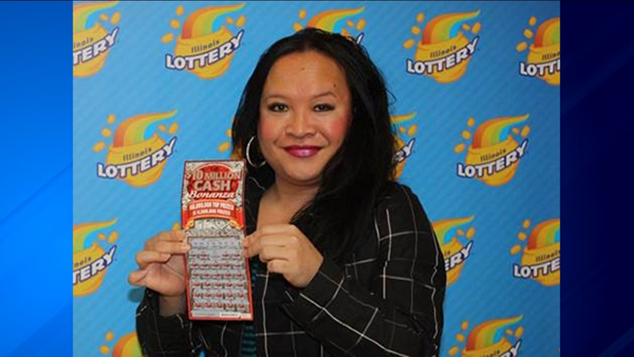 Chicago woman wins $1 million with scratch-off Illinois